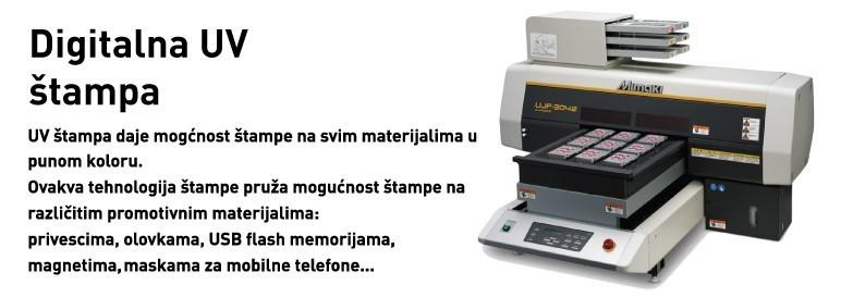 UV digitalna štampa